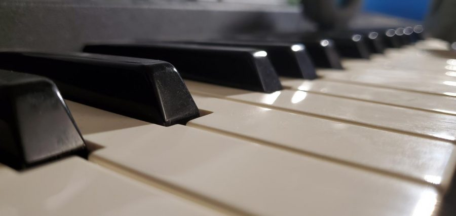 My keyboard is one of my instruments. It is a 1990's Yamaha keyboard that I had gotten from my aunt for Christmas in 2018.