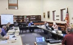 Navigation to Story: School board holds special meeting