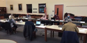On Jan. 14, the school board held an emergency meeting to discuss the return of students. In a 5-4 vote, the board voted to have students return two weeks after staff is vaccinated. That date has not yet been announced.