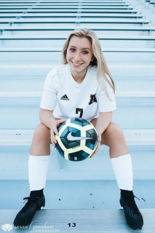 Senior Cassandra Kyle will attend Shenandoah University once she has graduated high school. At Shenandoah University, she will major in psychology.