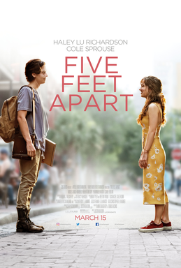 """Five Feet Apart"" evokes true emotions"