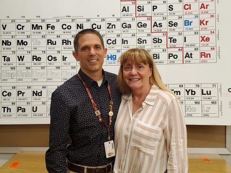 Patricia Sohmer has been teaching for 35 years, and Joseph Sohmer has been teaching for 28 years.