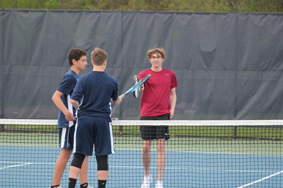 Boys' tennis team reflects on season