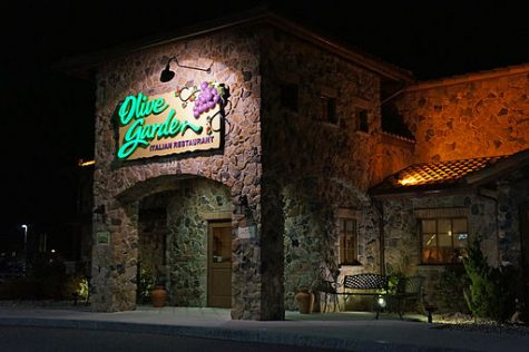 Olive Garden provides delicious meals to all