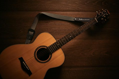 The Intro to Guitars music class will hold a demonstrative performance on May 7 during periods two and three in the auditorium. Teachers interested in bringing their classes should email Larry Detwiler.