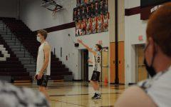 Boys' volleyball team ends season