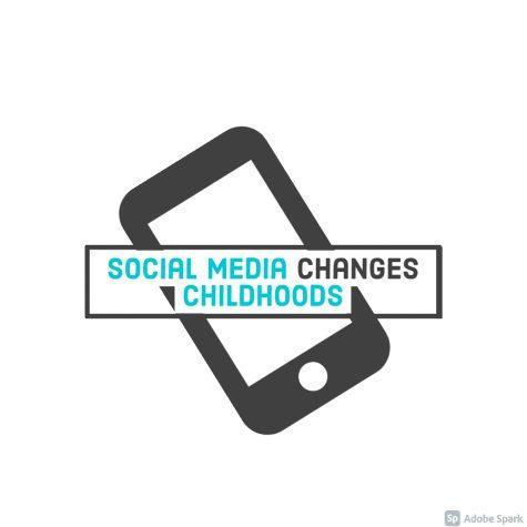 Social media changes childhoods