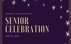 Navigation to Story: Harris shares answers to commonly asked Senior Celebration questions