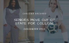 Seniors move out of state for college