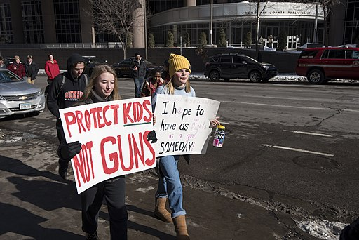 Letter to the Editor:  #Marchforourlives