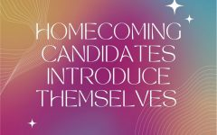 Navigation to Story: Homecoming candidates introduce themselves