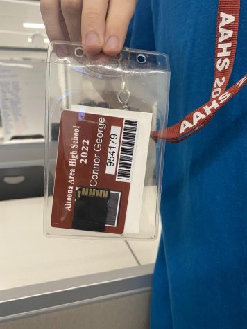 ID Students are now required to wear their student IDs to the Friday night football games.