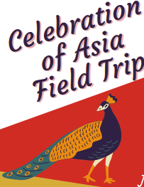 Sign up for the celebration of Asia field trip before its too late. Email Veronica Skomra at vskomra@altoonasd.com for more information or questions pertaining to the trip.